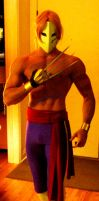 Vega Street Fighter Cosplay by Shinsen