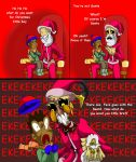 Scarecrow's Christmas by Cartoonfan402
