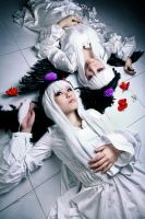 GOOD and EVIL of Suigintou by ShineUeki33