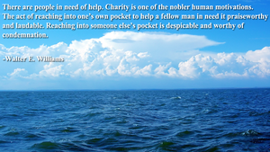 Charity Wallpaper by JanetAteHer
