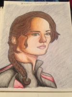 Katniss by kitty-brettell13