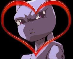 Mewtwo Love by Myuutsufan
