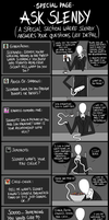 ECA -Questions Time With Mr. Slenderman- by UnseenChaser