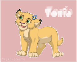 Little Tonia by Loretta91