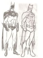 batman and batman by faust40