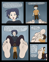 Five Foot Lessons 1 in COLOR by Jackurai