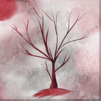 Red Tree by Yukintou