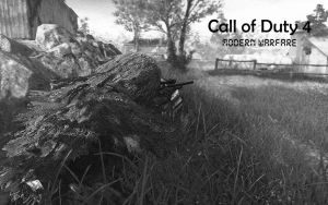 Call of duty 4 wallpaper 2 by EdwardElric88