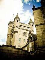 Balmoral Tower by slcrawford