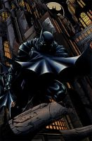 Batman - Finch by Pauldew