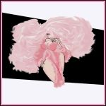 Request: Pink Mink by SukiMitchell