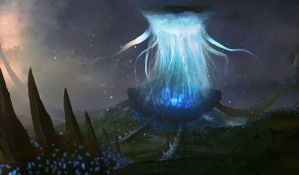jellyfish by wanbao