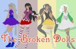 The Broken Dolls by Webidolchiu94