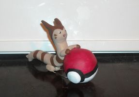 Furret by Dreary-Blood