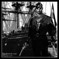 The Pirate BW by Rickbw1
