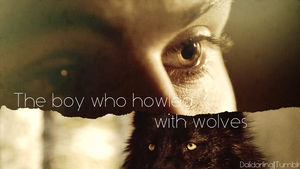 The Boy Who Howled With Wolves by Dalidarling