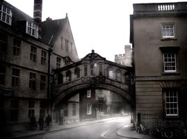 Oxford after the rain by Gerry-And-Me