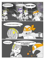 TMNT fan comic: Walks like an Angel part 19 by ActionKiddy