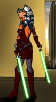 Ahsoka Tano by Chill8ter
