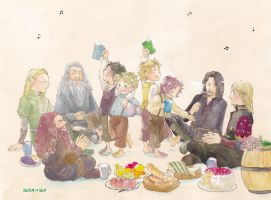 Fellowship by solalis1226