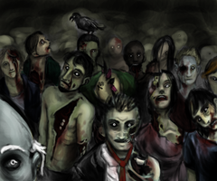ZOMBIES by Tanken