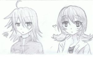 soul silver sketches by Asa-tan