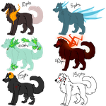 Doge Adopts by Demon1cAdopts