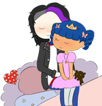 { Callie and Damien for Maddie } by forestram