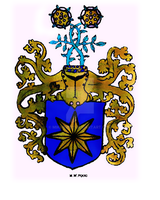 Holy Empire my real family coat of arms 15 th. ce. by Mikewildt