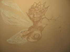 WIP Mother Nature by Pink-Pretty666