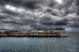 Waterfront HDR by DanielleMiner