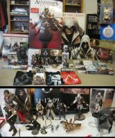 my ac collection o_O by fevereon