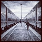 Station.. Welcome or Goodbye.. by TeoHope
