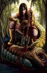 Amazonian Huntress by JoeyJulian
