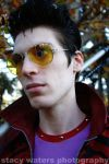 Travis Touchdown - Close up by Broomie0