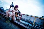 Black Lagoon: Revy by 0kasane0
