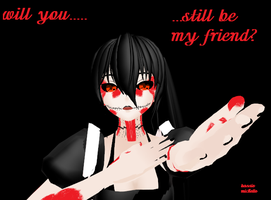 will you still be my friend? by bassie-michelle