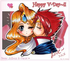 Happy V-Day 2006 by mlang