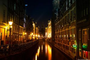 Amsterdam by yongle