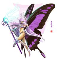 ::COmmision:: Fairy by Wenart