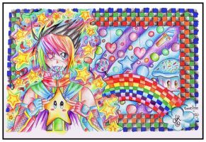 Color Blast by Tajii-chan