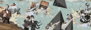 flying circus by igorska