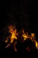 Magic fire 02 by Ayelie-stock