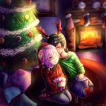 Merry Christmas by LumiPop