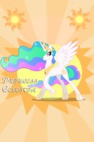 Celestia Iphone Background by TecknoJock