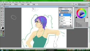 Corel Test WIP by Divided-by-zer0