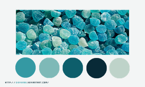 Color palette 022 by Giovyn86