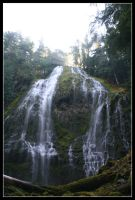 Proxy Falls by Hashassin
