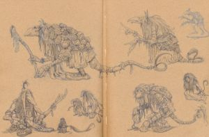 Froud Trolls 2 by eoghankerrigan