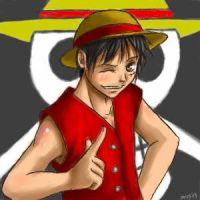 Monkey. D Luffy by famira